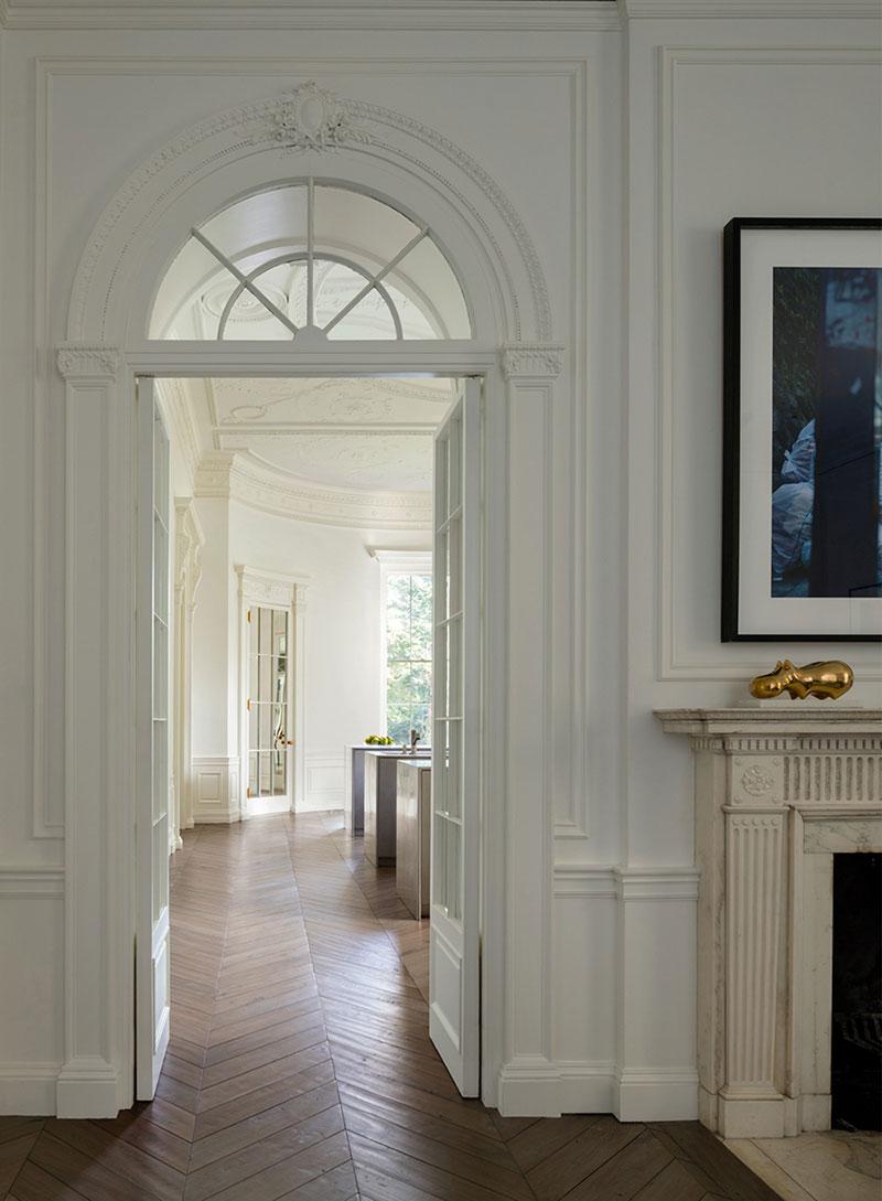 интерьер дома современная классика фото