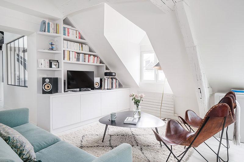 мансардные квартиры плюсы и минусы