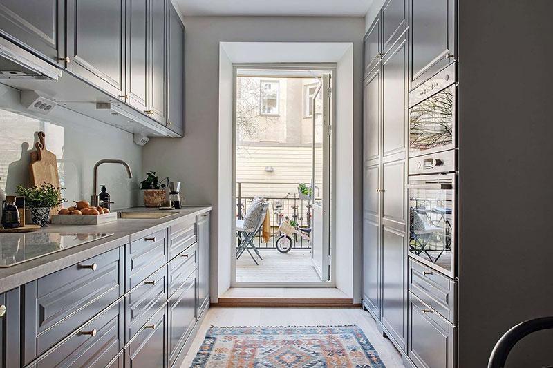 интерьер квартир в швеции