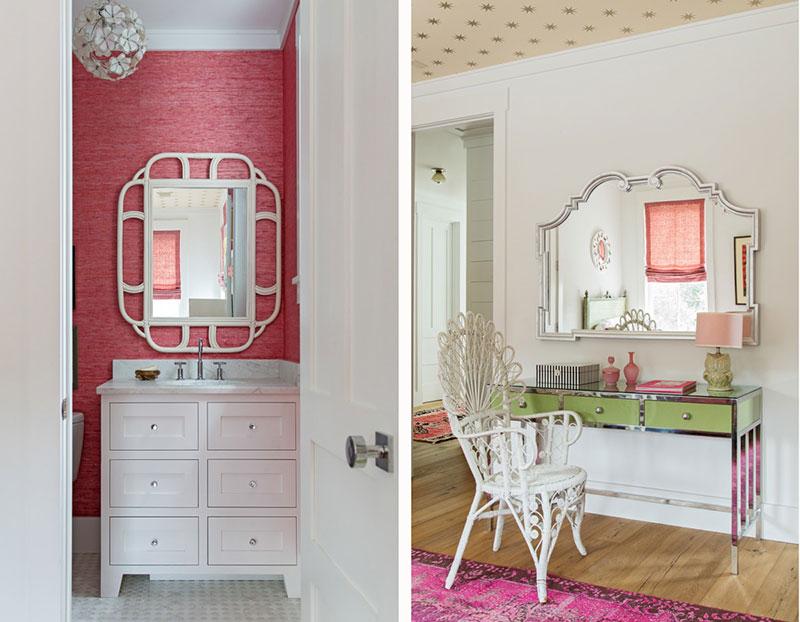 дизайн интерьера дома яркий