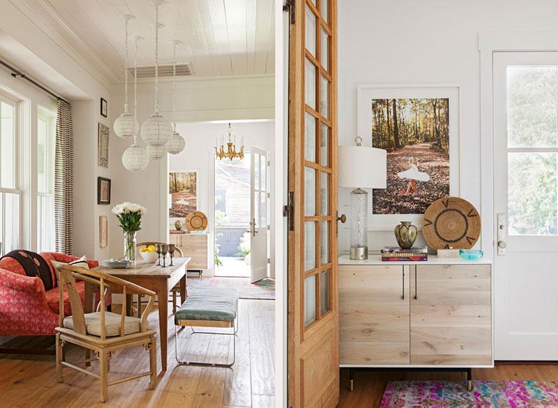 как сделать интерьер в доме ярче