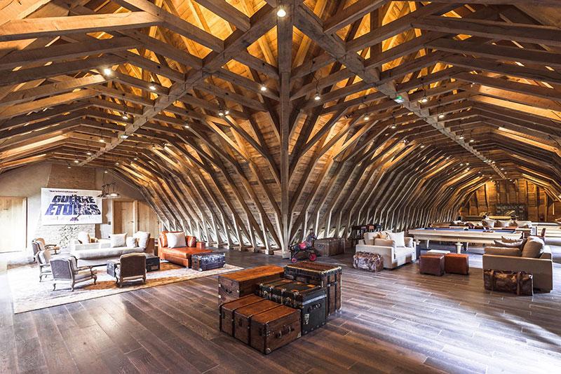 Класс! Чудесный отель в старинном шато XI века во Франции