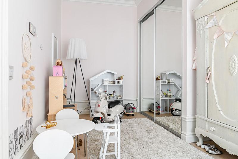 дизайн квартиры в пастельных тонах