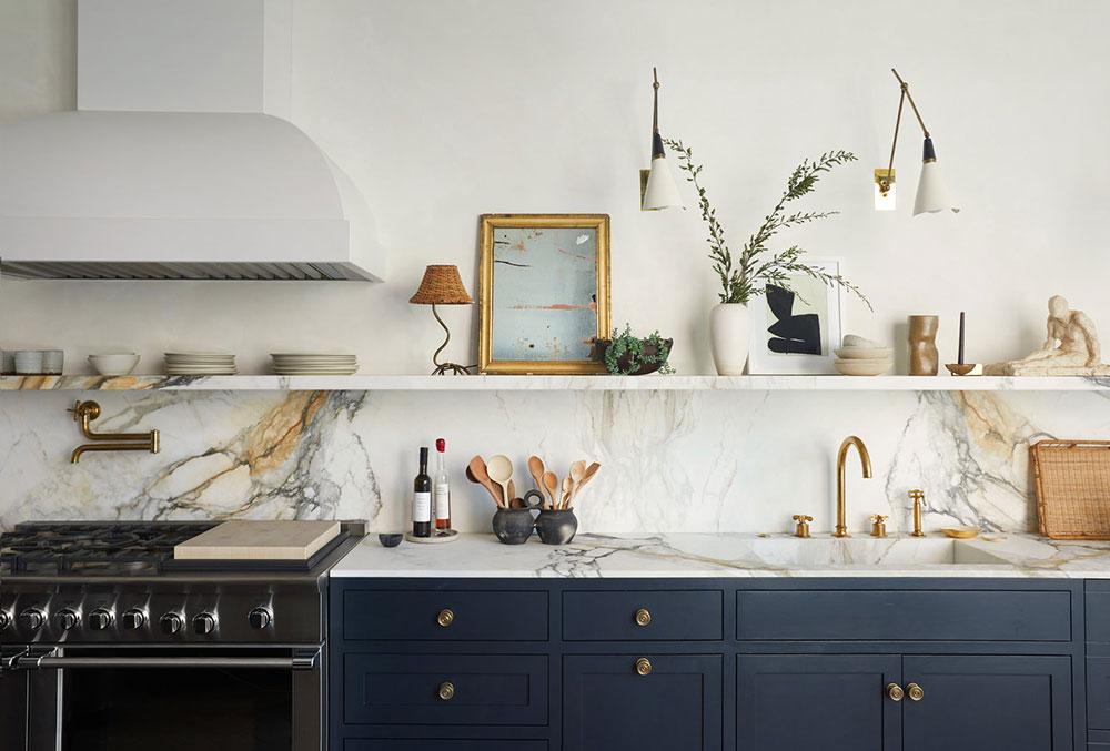 интерьер дизайн кухни