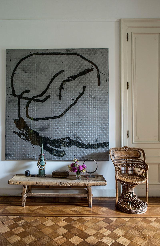 интерьер французский стиль