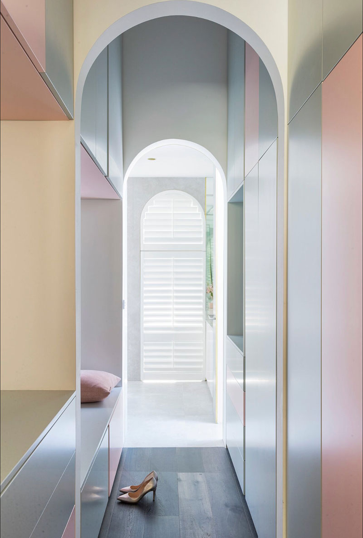 современный интерьер домов