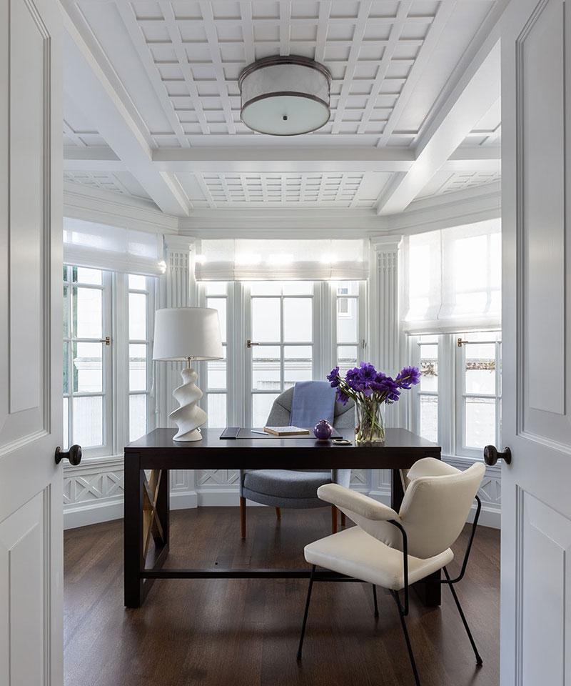интерьеры дома в американском стиле