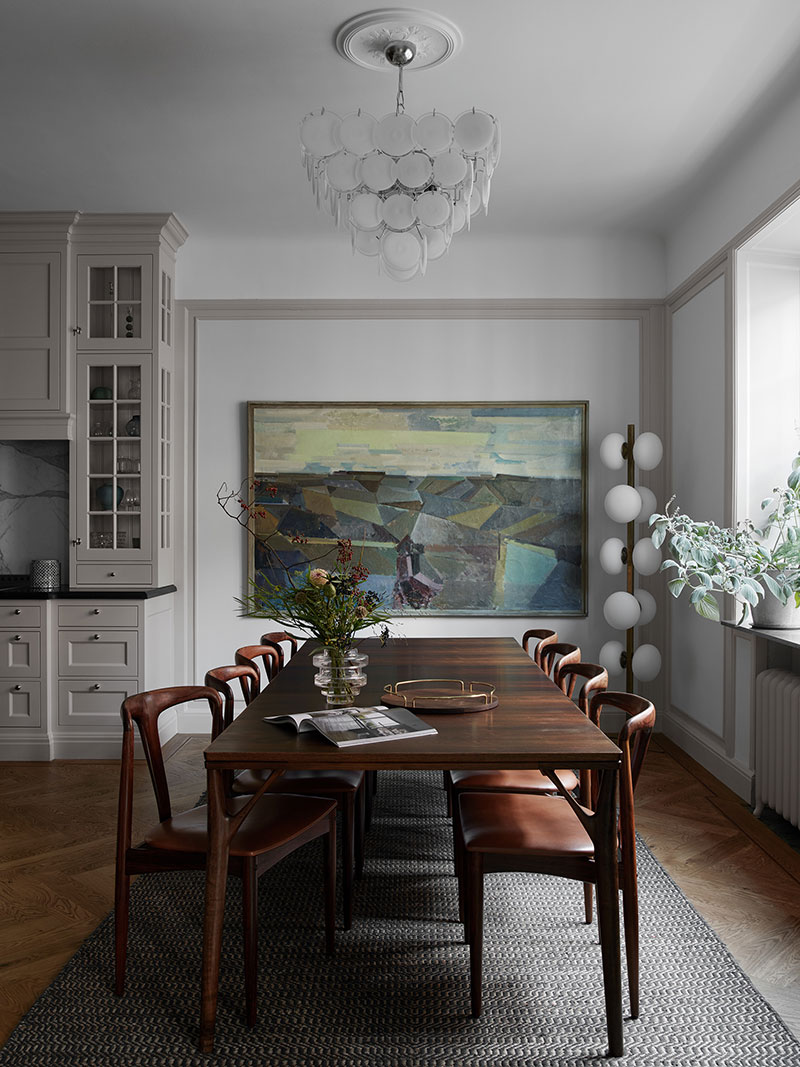 дизайн кухни в скандинавском стиле фото 2019 современные идеи