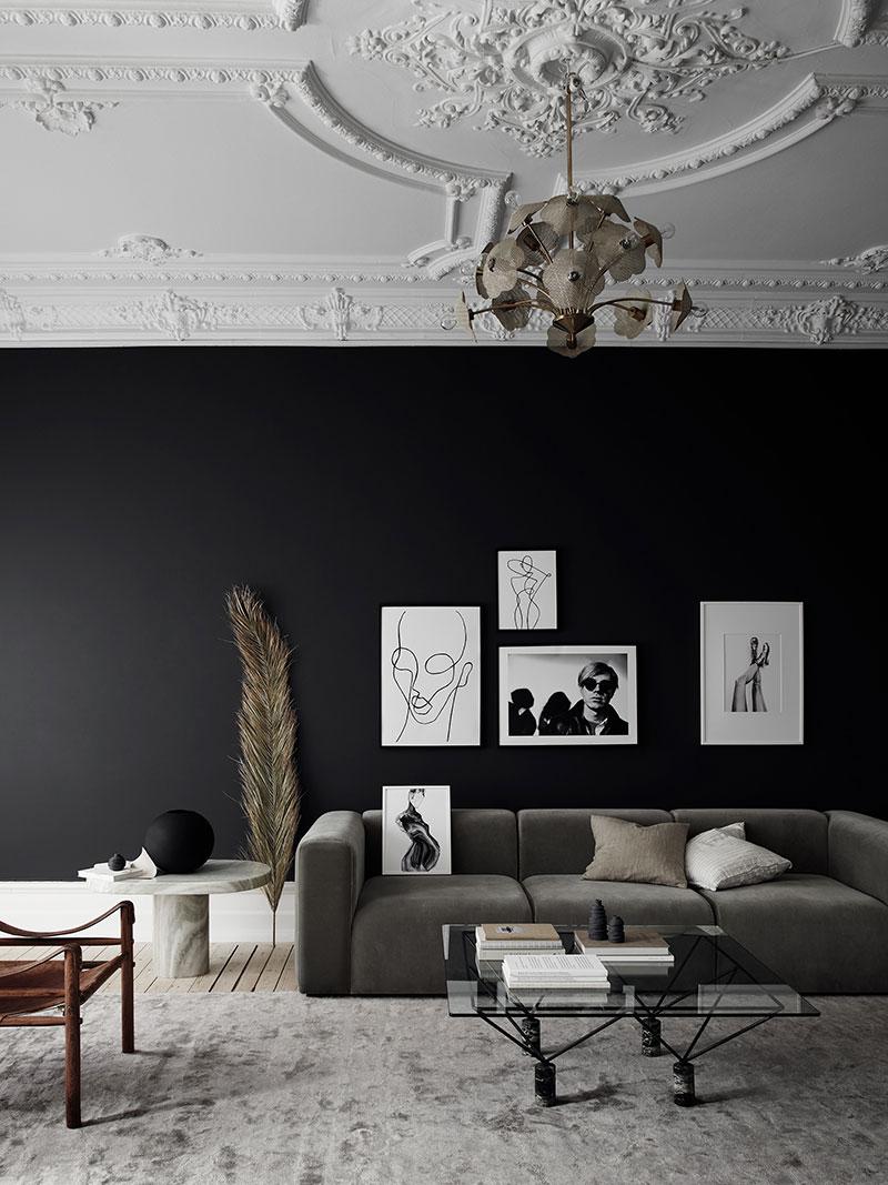 современный скандинавский стиль в интерьере фото