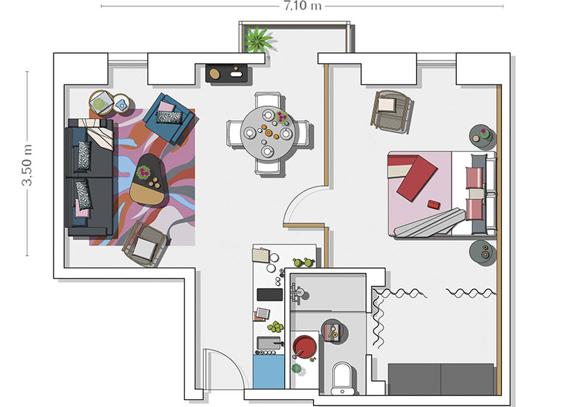 минусы мансардных квартир