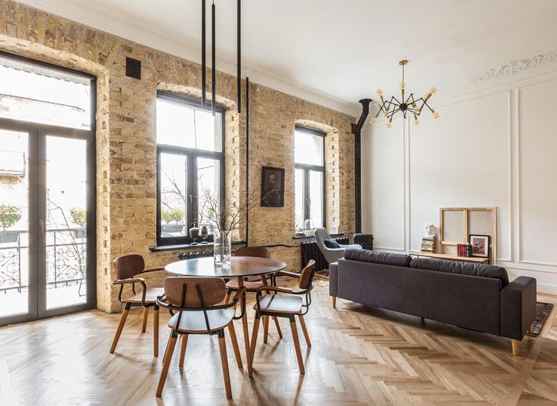 антресоли в интерьере квартиры