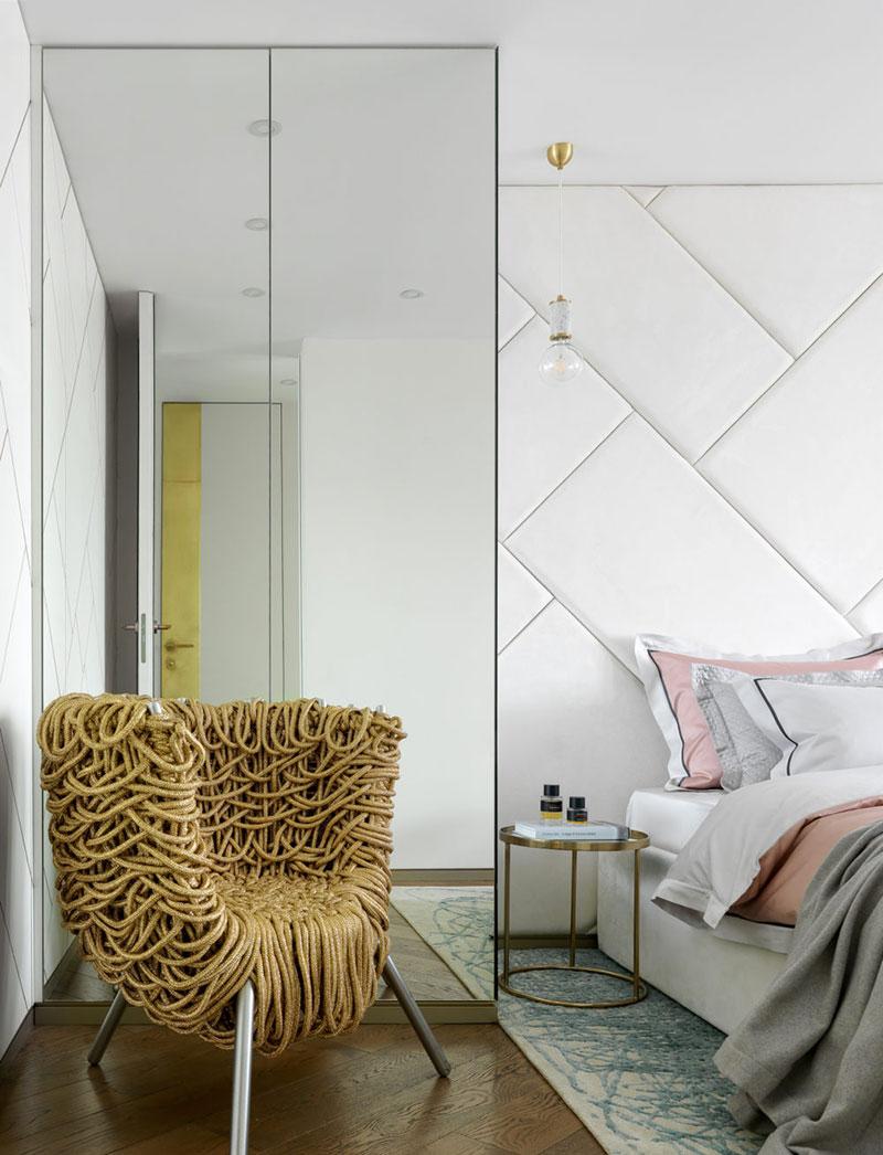 белые интерьеры квартир