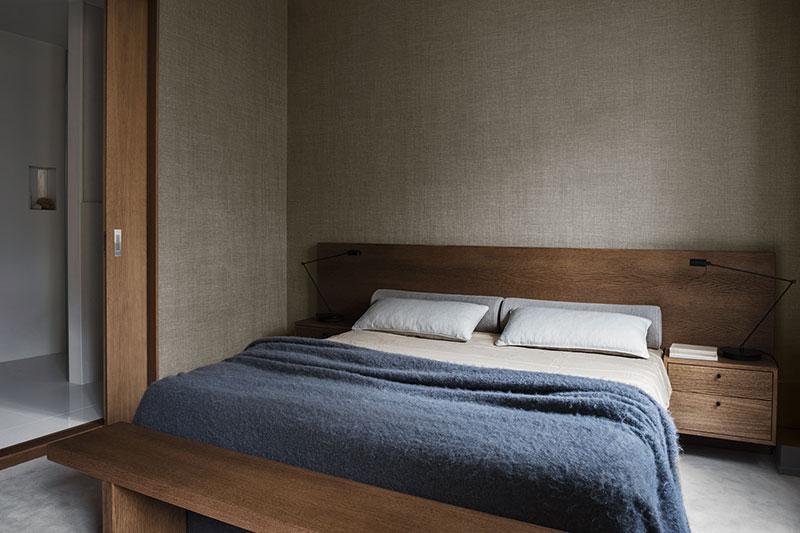 спальня скандинавский дизайн