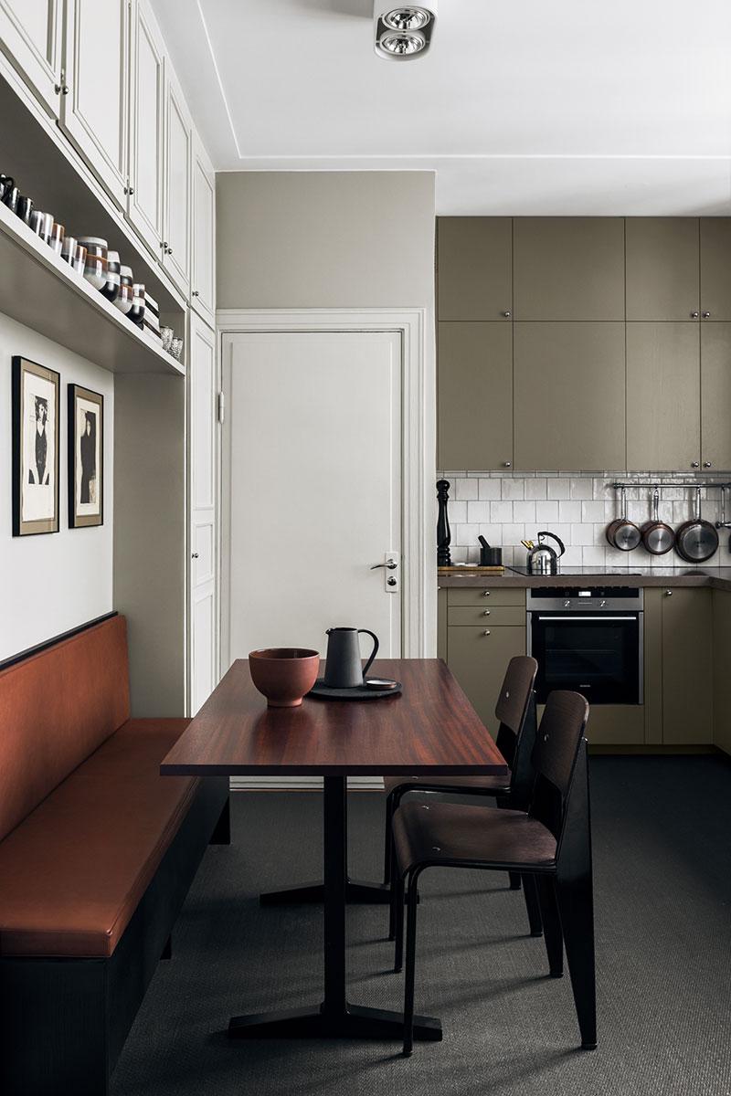 скандинавский дизайн мебель