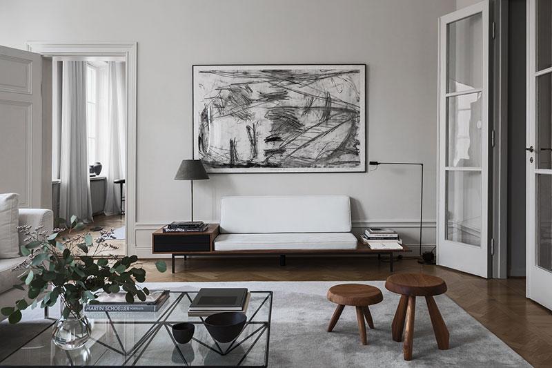 скандинавский послевоенный дизайн