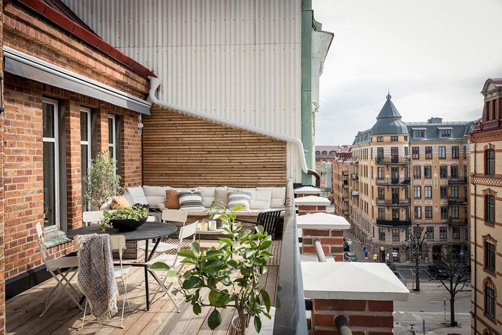 скандинавский дизайн интерьера квартир