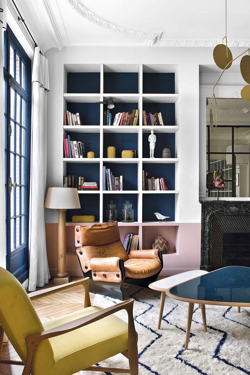 дизайн интерьера апартаменты