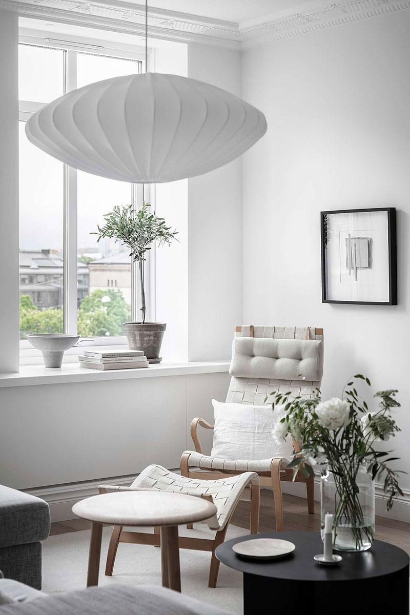 квартира в белом цвете дизайн фото