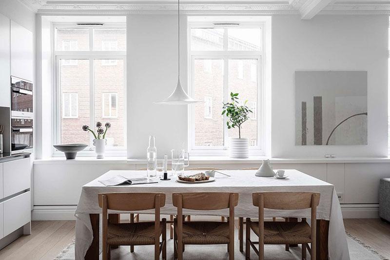 фото дизайн квартиры в белом цвете фото