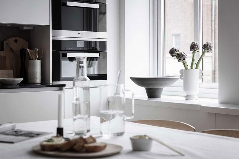 дизайн квартир в белом цвете