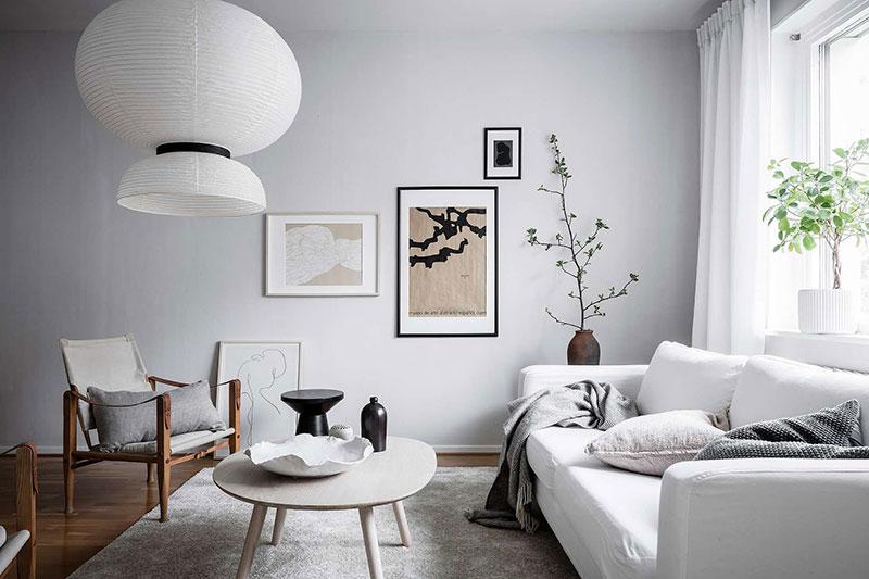 красивый ремонт и недорогой в квартире