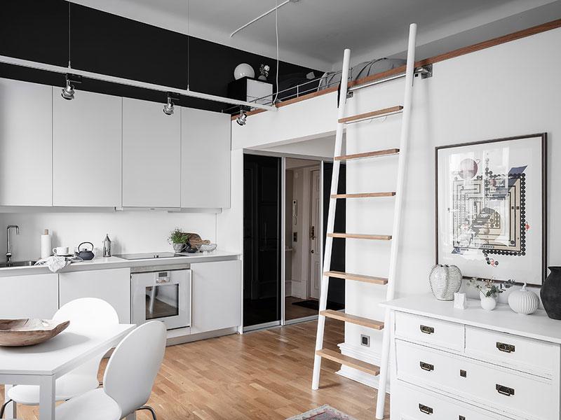квартиры площадью до 30 кв м