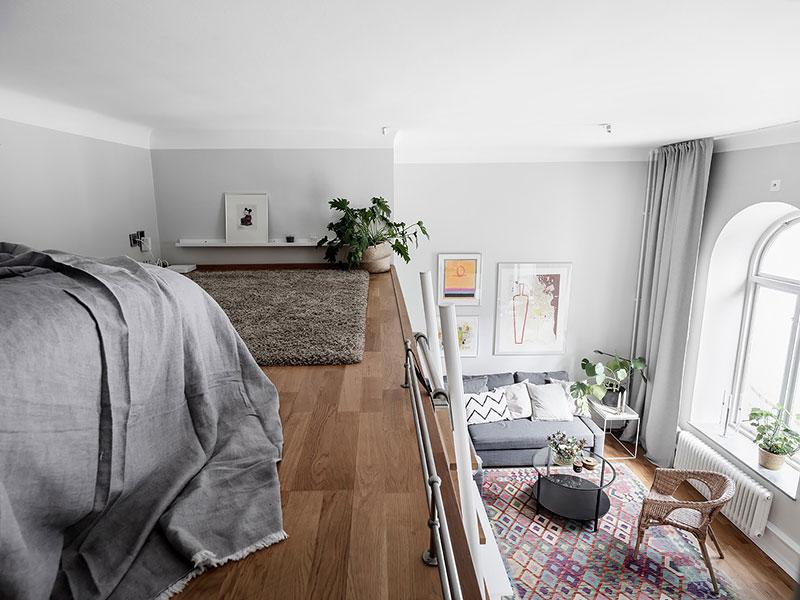 однокомнатная квартира площадью 30 кв м интерьер фото
