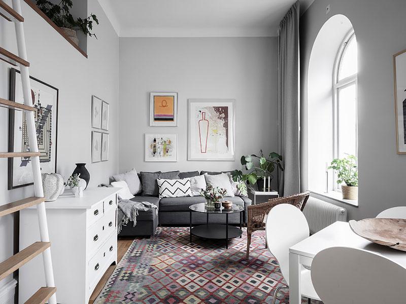 фото ремонт однокомнатной квартиры общей площадью 30