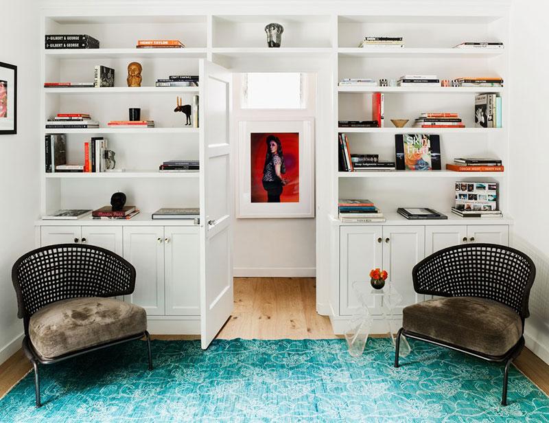 Класс! Неординарный дом фешн-стилиста и музыканта с коллекцией предметов искусства в Калифорнии