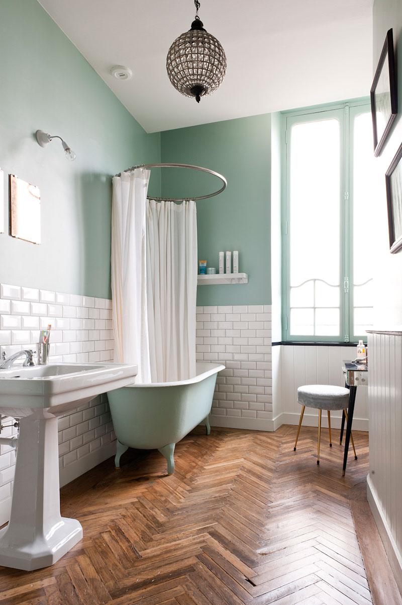 французский современный стиль в интерьере квартиры