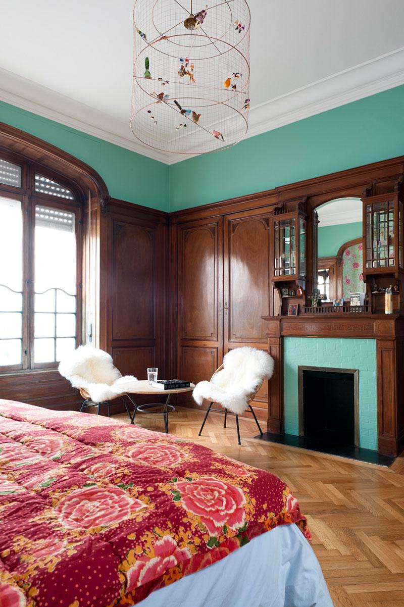 интерьер квартир в современном французском стиле
