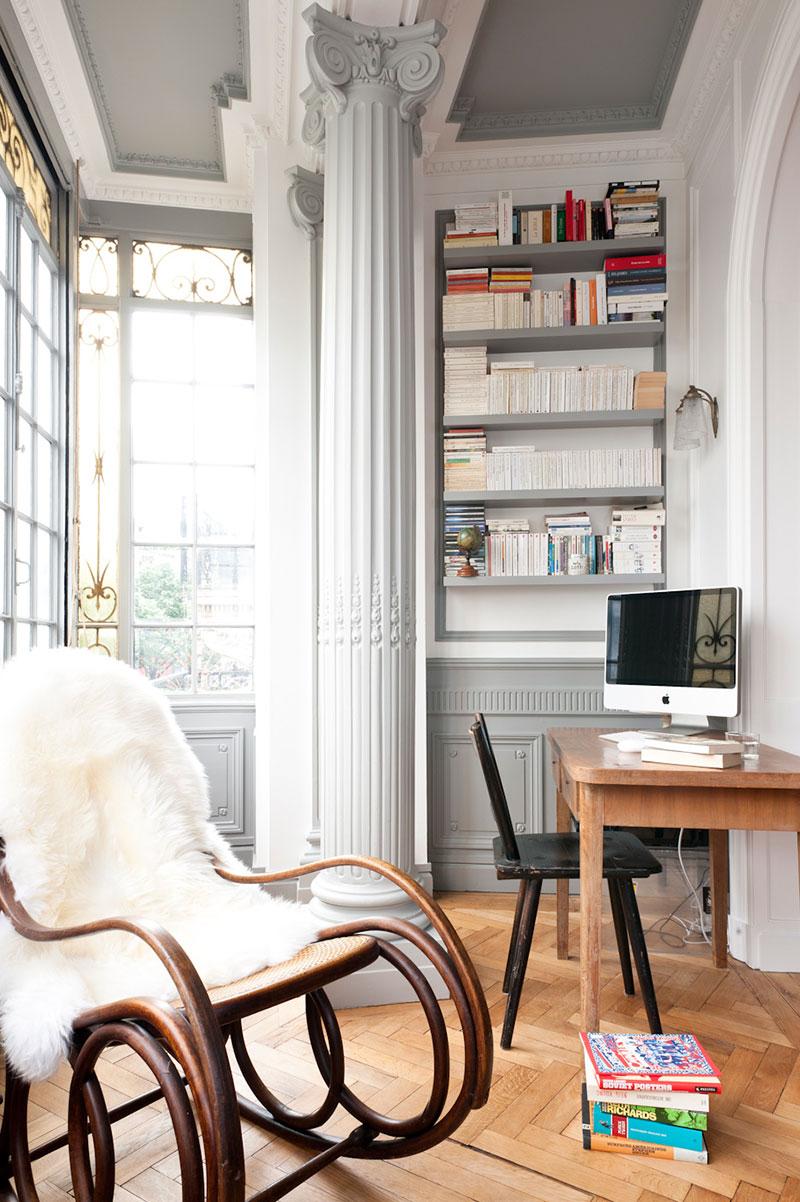 квартира в современном французском стиле