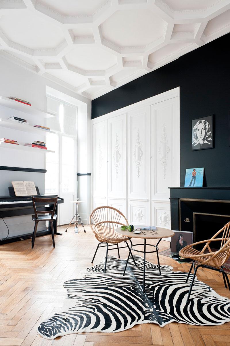 современная квартира во французском стиле