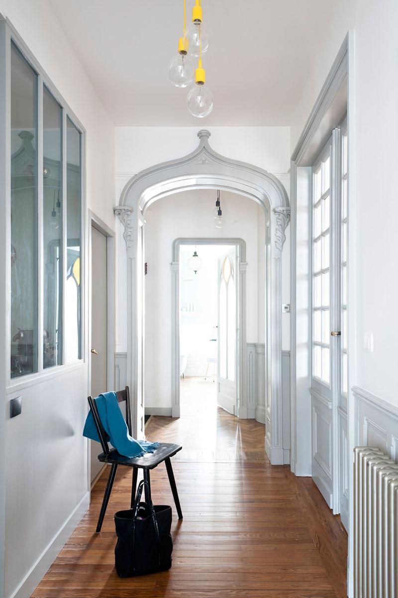 квартира в французском современном стиле