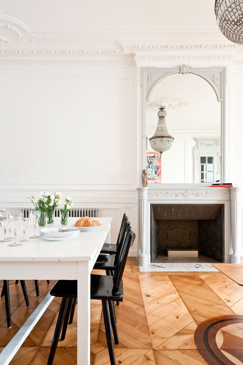 интерьеры современных квартир во французском стиле фото дизайн