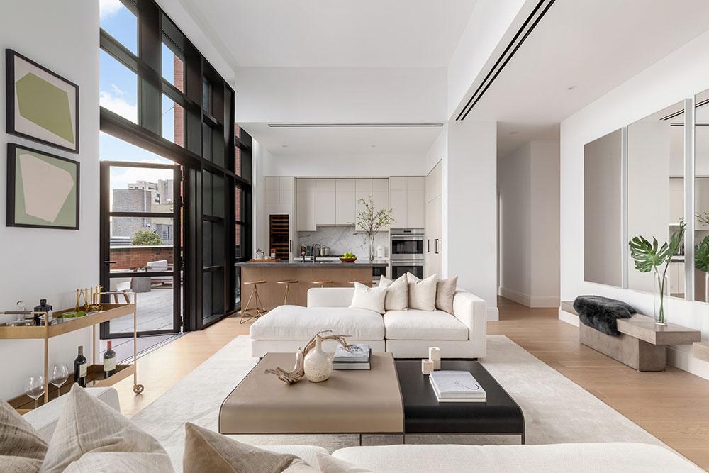 interior terrace design