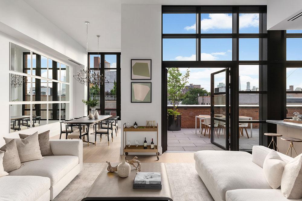 terraces interior photo