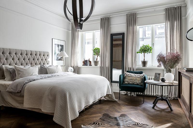 скандинавский минимализм в интерьере городской квартиры