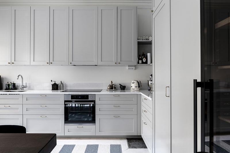 скандинавские интерьеры квартир фото