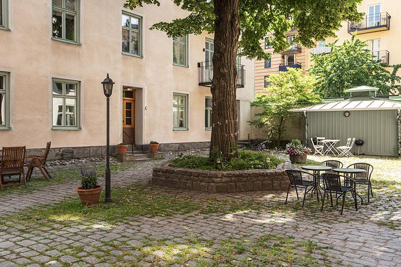 Класс! Когда бежевый в радость: красивая скандинавская квартира с бежевыми стенами и обилием света