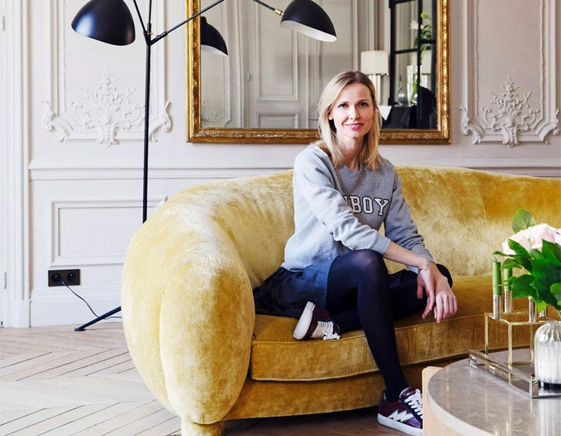 Класс! Апартаменты скандинавского дизайнера в Париже