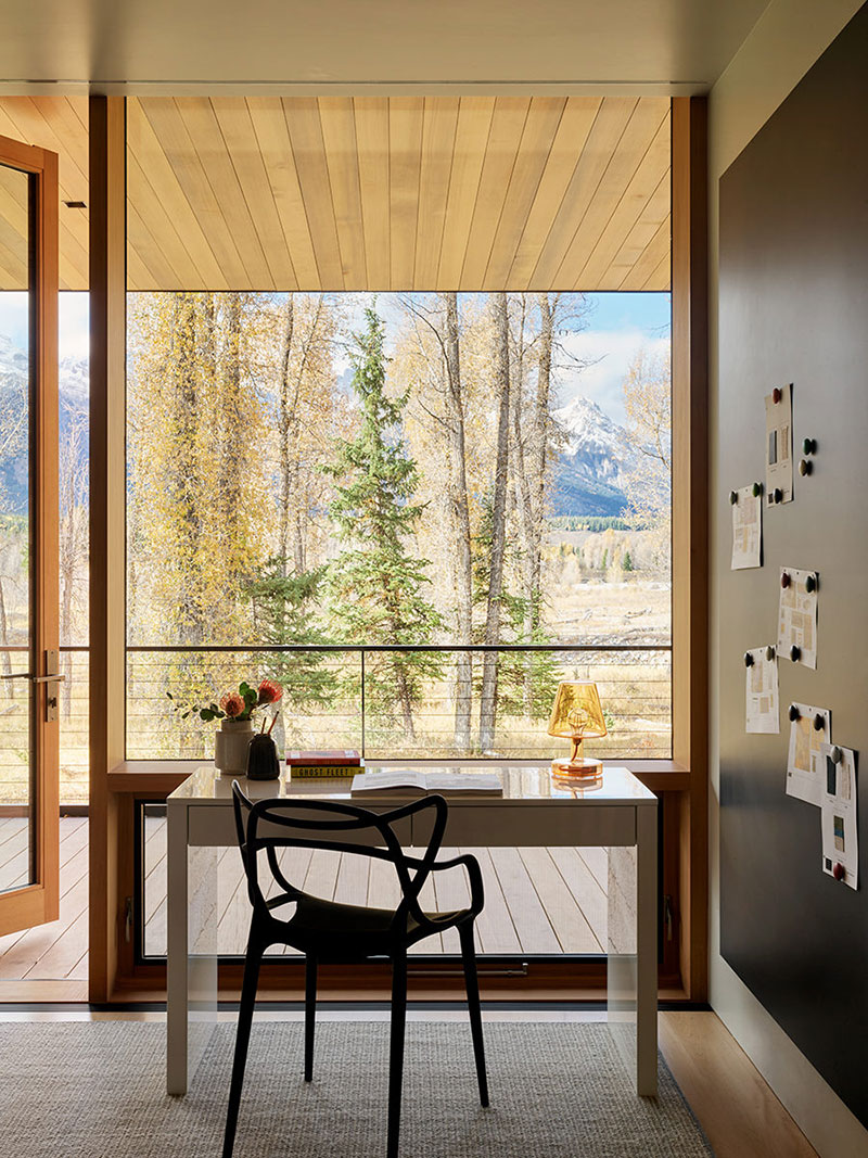 фото современных домов из дерева