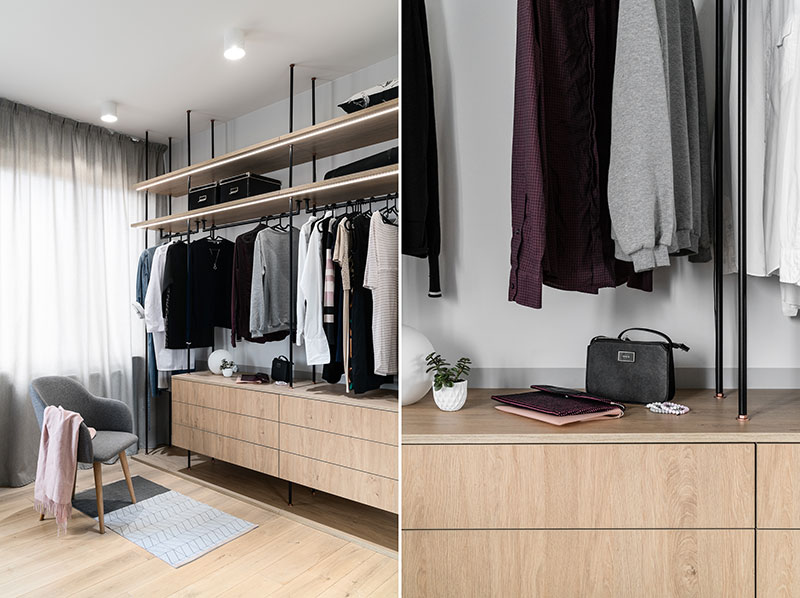 дизайн двухкомнатной квартиры 68 кв м