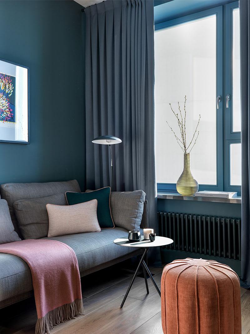 интерьеры однокомнатной квартиры 36 кв м фото