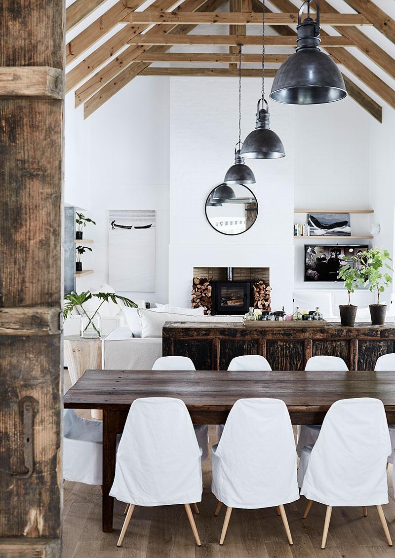 современные дома белого цвета