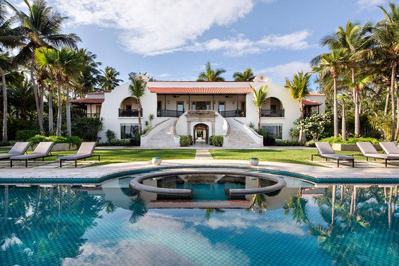 дома колониальный стиль фото