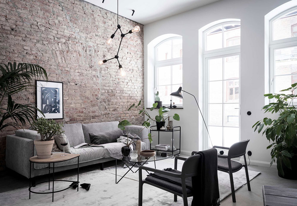 〚 Stylish <b>Scandinavian</b> apartment with private entrance 〛 Photos ...