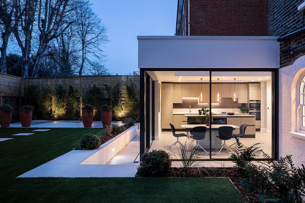 Класс! Элегантный современный дизайн Лондона в работах фотографа David Butler