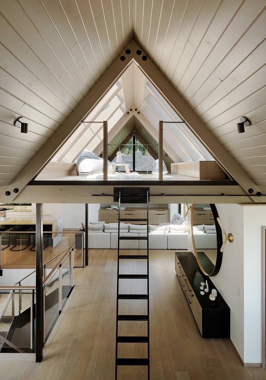 Modern Japanese Style House In California Foto Idei Dizajn