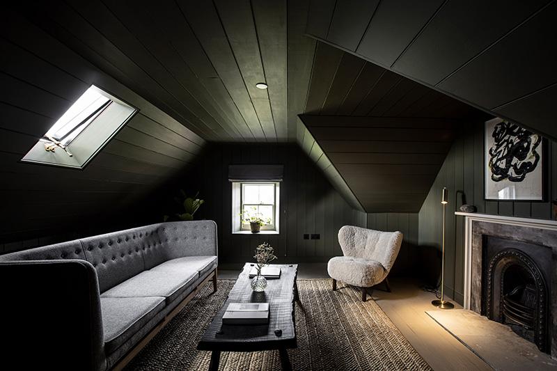 Класс! Уединенный и стильный гостевой дом на севере Шотландии